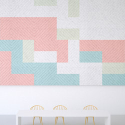 BAUX Acoustic Panels - Lecture Hall | Paneles de pared | BAUX