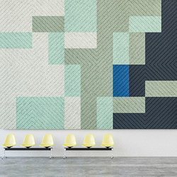 BAUX Acoustic Panels - Museum | Paneles de pared | BAUX