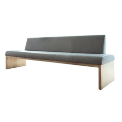For Us | 510 | Waiting area benches | Tonon