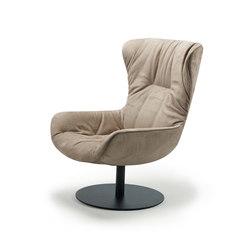 Leya Wingback Chair | Poltrone lounge | Freifrau Sitzmöbelmanufaktur