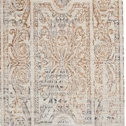 Traces de savonnerie light caramel | Rugs / Designer rugs | cc-tapis