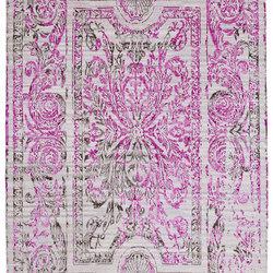 Traces de savonnerie light choc | Rugs / Designer rugs | cc-tapis