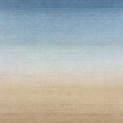 Tye 'n dye blue-beige | Rugs / Designer rugs | cc-tapis