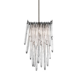 triple lasso pendant light clear | Iluminación general | SkLO