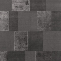 Casellario Monocromo grey | Formatteppiche / Designerteppiche | cc-tapis