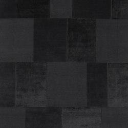 Casellario Monocromo black | Formatteppiche / Designerteppiche | cc-tapis