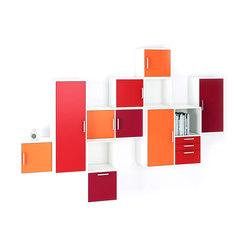 Quadro Storage | Cabinets | Cube Design