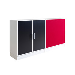 Quadro Storage | Armoires | Cube Design