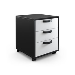 Quadro Storage | Beistellcontainer | Cube Design