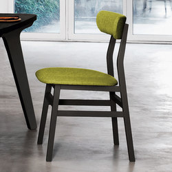 Brick 221 | Restaurant chairs | Gervasoni