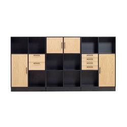 Quadro Storage | Armadi ufficio | Cube Design