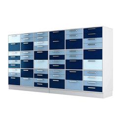Quadro Storage | Büroschränke | Cube Design
