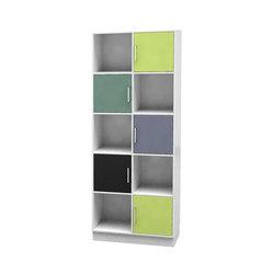 Quadro Bookcase | Armadi ufficio | Cube Design