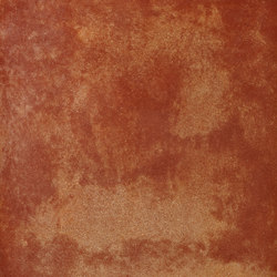 Acid Stain - Terracotta | Seamless flooring | Ideal Work