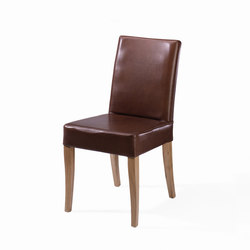 Andrew chair | Visitors chairs / Side chairs | Lambert