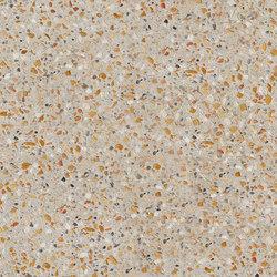 Sassoitalia Floor - Paglia, Bianco-Grigio, Giallo Mori, Bianco Zandobbio,  Rosso Verona, Bardiglio toscano | Concrete / cement flooring | Ideal Work