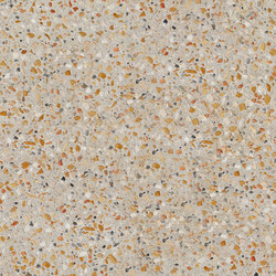 Sassoitalia Floor - Paglia, Bianco-Grigio, Giallo Mori, Bianco Zandobbio,  Rosso Verona, Bardiglio toscano | Beton- / Zementböden | Ideal Work