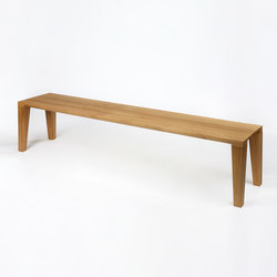 Aracol bench | Tables and benches | Lambert