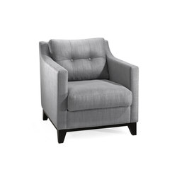 Bonnie armchair | Poltrone lounge | Lambert