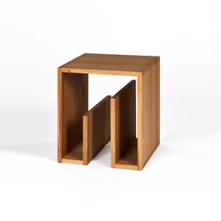 Campo side table | Magazine holders / racks | Lambert