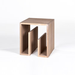 Campo side table | Porte-revues | Lambert