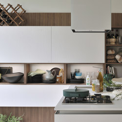 Oyster Pro | Fitted kitchens | Veneta Cucine