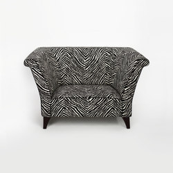 Cotton Club loveseat | Fauteuils d'attente | Lambert