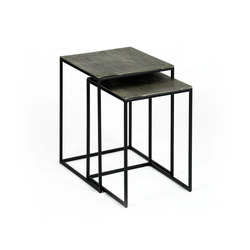 Dado couch table | Tables gigognes | Lambert