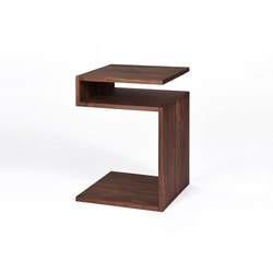 Deposito side table | Mesas auxiliares | Lambert