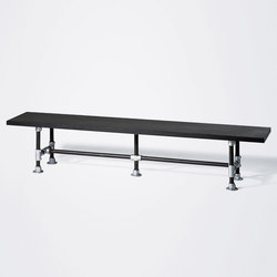 Industrie bench | Restaurant tables and benches | Lambert