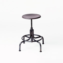 Industrie stool | Swivel stools | Lambert