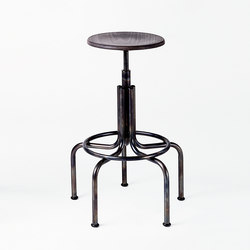 Industrie stool | Bar stools | Lambert