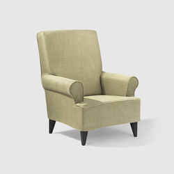Jim armchair | Poltrone lounge | Lambert