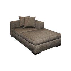 Keating chaise longue | Elementos asientos modulares | Lambert