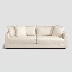 Metropolitan Club sofa 2-seater | Divani lounge | Lambert