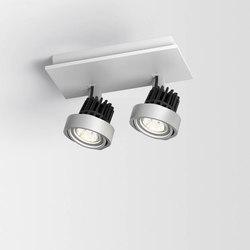 PLUXO 2.0 | Ceiling-mounted spotlights | Wever & Ducré