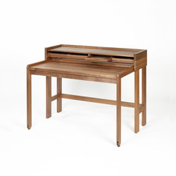 Modesto secretary desk | Scrivanie | Lambert