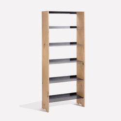 Morton shelving | Sistemi scaffale ufficio | Lambert