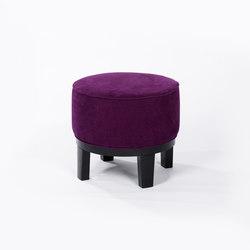 Rondo stool | Poufs | Lambert