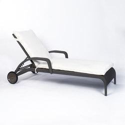 Saint Tropez deck chair | Sdraio da giardino | Lambert