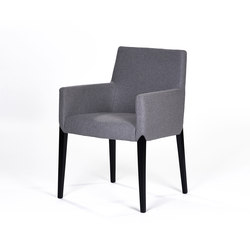 Salotto armchair | Visitors chairs / Side chairs | Lambert