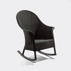 San Remo rocking chair | Fauteuils de jardin | Lambert