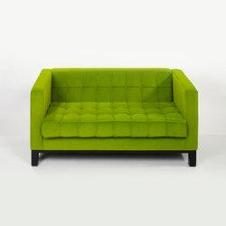 Stella Quadra sofa | Canapés d'attente | Lambert