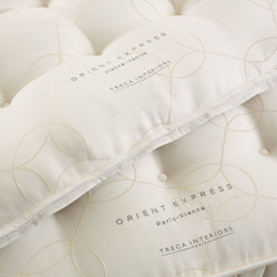 Sleeping Systems Collection Orient Express | Mattress Paris - Vienne | Mattresses | Treca Interiors Paris