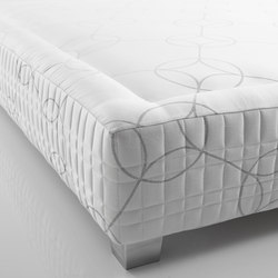 Sleeping Systems Collection Platinum | Bed Bases Étoile | Colchones | Treca Paris