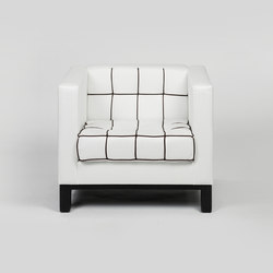 Stella Quadra armchair | Lounge chairs | Lambert