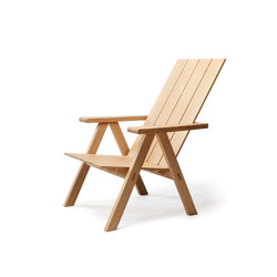 Arkipelago KVTT3 Terrace lounge chair | Armchairs | Nikari