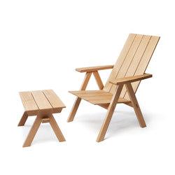 Arkipelago KVTT1 | KVTR1 | Garden armchairs | Nikari