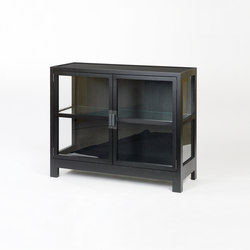 Vista display cabinet | Vitrines | Lambert