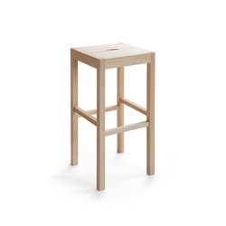 Seminar KVBJ1 Bar stool | Taburetes de bar | Nikari